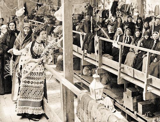 Иерусалим. Бараки для русских паломников