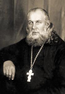 Священник Николай Красовский. 1938 год