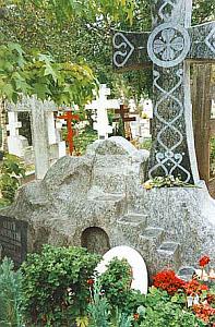 Могила Тарковского