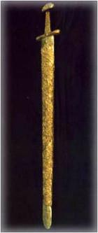 Церемониальный меч эссенских аббатисс
