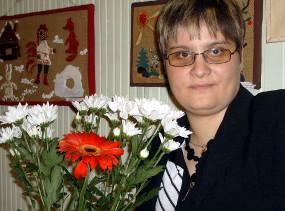 Айна Шамурадова