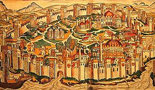 Константинополь незадолго до захвата
