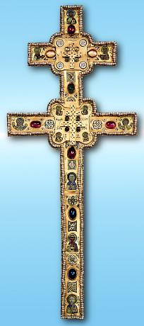 Крест преподобной Евфросинии