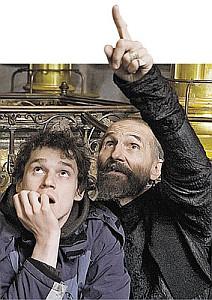 Мамонов с сыном