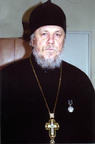 Прот. Николай Агафонов