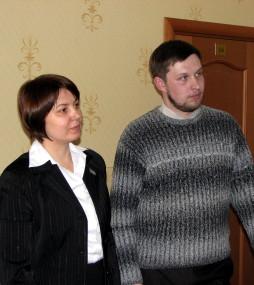 Андрей и Светлана