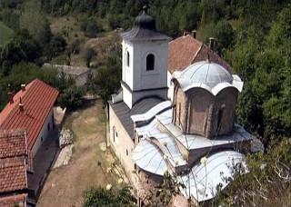Монастырь Витовница