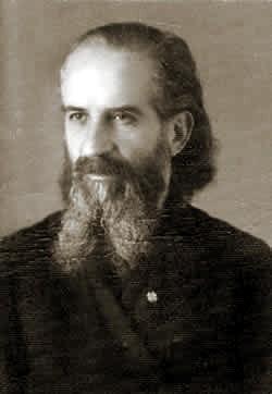Архимандрит Иустин Попович