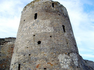 Башня в Изборске