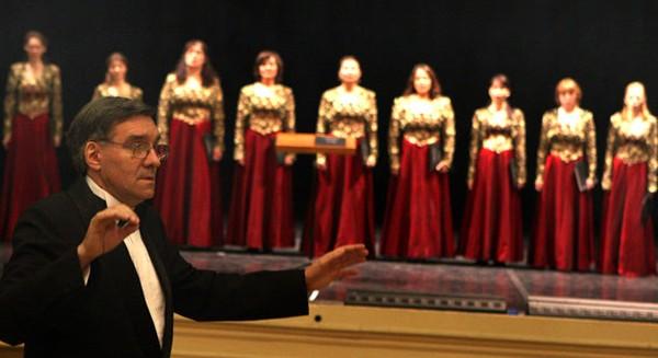 Большой Академический хор «Мастера хорового пения»