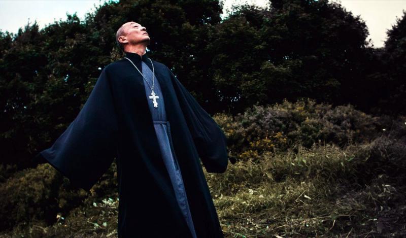 Кадр из фильма «Иерей-сан. Исповедь самурая»
