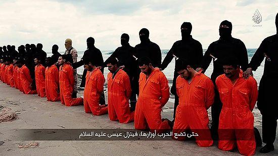 Казнь египетских христиан