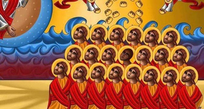 Коптская церковь причислила к лику святых 21 христианина, убитых боевиками ИГИЛ в Ливии, в их честь планируется построить храм