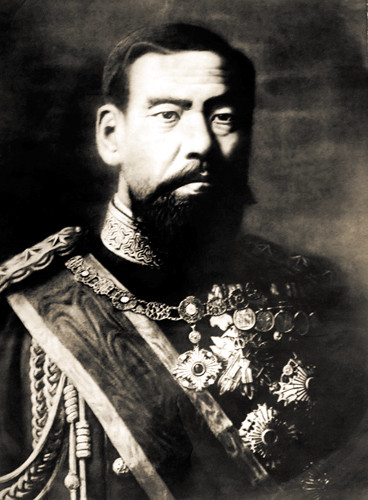 Император Мейдзи