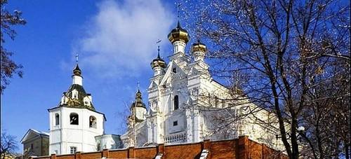 Харьковский Покровский мужской монастырь