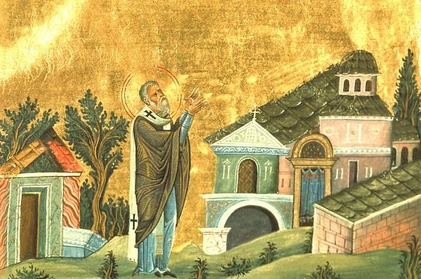 Святитель Тарасий Константинопольский