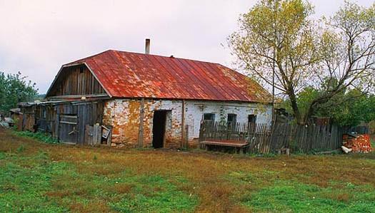 Село Себино Тульской области, где родилась блаженная Матрона
