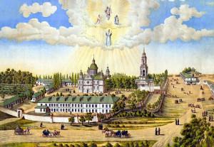 Мгарский Спасо-Преображенский монастырь