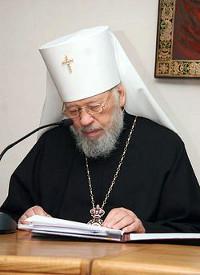 Митрополит Владимир (Сабодан)