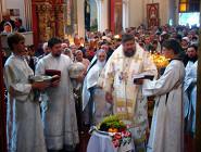 Престольный праздник Мгарского монастыря
