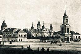 Киево-Братский монастырь