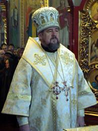 Митрополит Полтавский и Миргородский Филипп