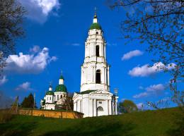 Мгарський Спасо-Преображенський монастир