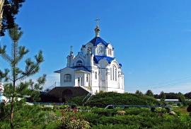 Церква Благовіщення сьогодні