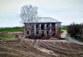 Будинок настоятеля. 90-ті роки