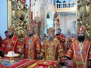 20 летие возрождения монашеской жизни в Мгарском монастыре