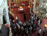 Учасники ХХ Каришинських читань відвідали Мгарський монастир