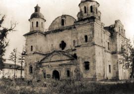 Мгарский монастырь в 80-е годы