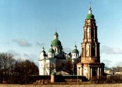 Мгарскиий монастырь. 90-е годы