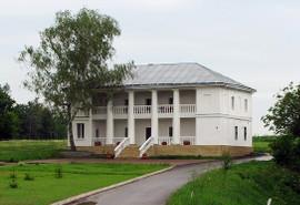Дом настоятеля Мгарского монастыря