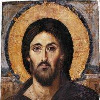 Христос Вседержитель. VI век. Монастырь св. Екатерины. Синай