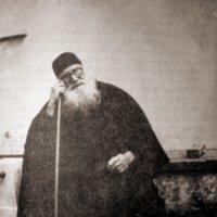 Прп. Анфим Хиосский, попечитель лепрозория, основатель монастыря Богородицы Помощницы и духовник прп. Никифора прокаженного