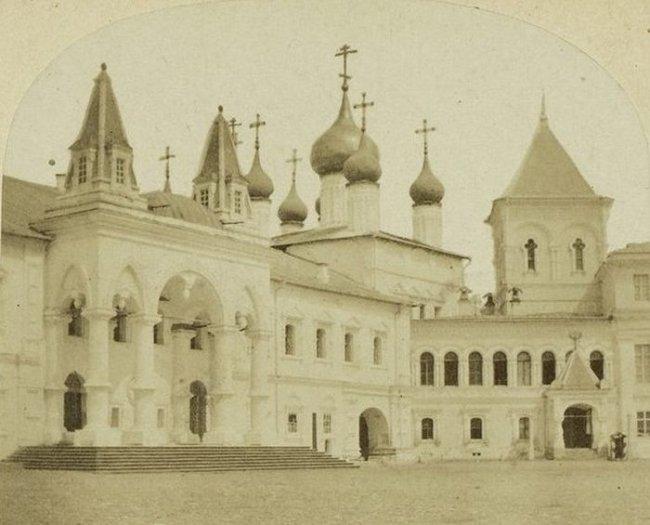 Чудов монастырь, 1859 год.