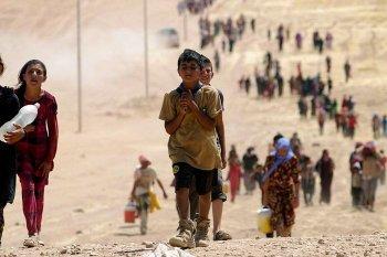 Бегство христиан из Сирии