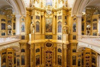Храм священномученика Климента, папы Римского. Иконостас