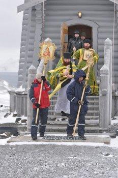 Троица — наш престольный праздник. Начало зимы