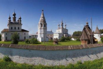 Юрьев-Польский. Кремль