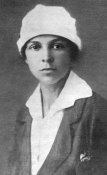 Мария Николаевна Соколова в 1918 году