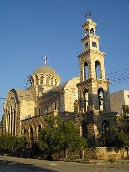 Антиохийская православная церковь в Хаме