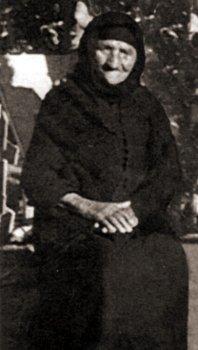 Бабушка Локсандра (Александра)