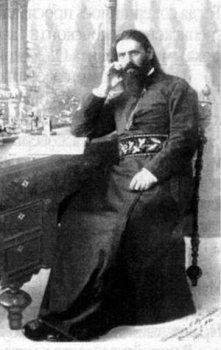 Святой праведный Иона Атаманский