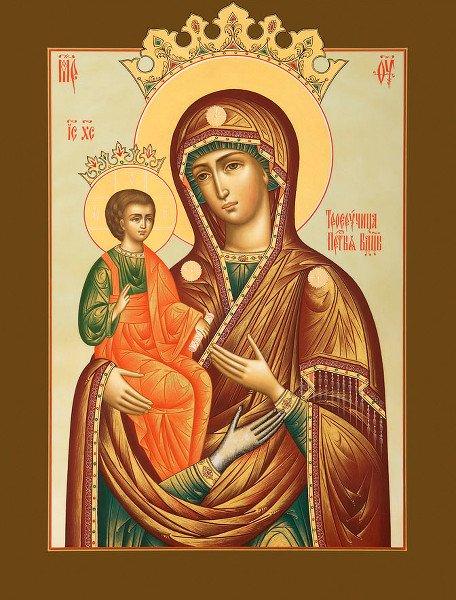 Икона Божией Матери «Троеручица» — По ком звонит колокол