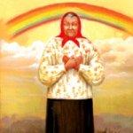 Блаженная Мария Самарская