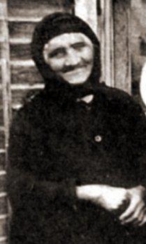 Бабушка святого Филумена Локсандра (Александра)
