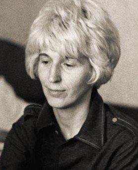 Юлия Вознесенская. Лениград, 1976