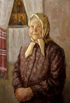 Владимир Нестерков «Бабушка Таня»
